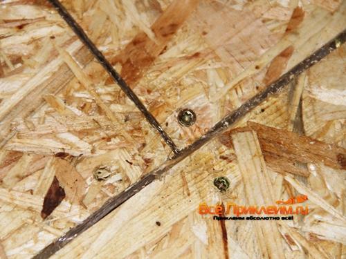 Герметик для заделки швов в деревянном доме купить