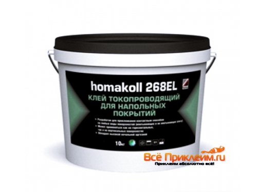 Токопроводящий клей Homakoll