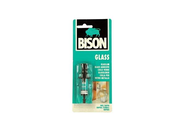 Клей BISON GLASS для стекол