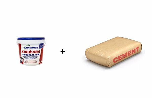Клей пва цементном растворе виброплощадки для бетонной смеси